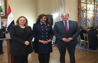 قنصل مصر العام بشيكاغو: جمعية للأطباء وترتيب لزيارة شباب الجالية إلى مصر