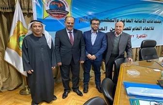 """وفد جمعية الصحفيين الإماراتية يشارك في اجتماعات """"الصحفيين العرب"""" بالقاهرة"""