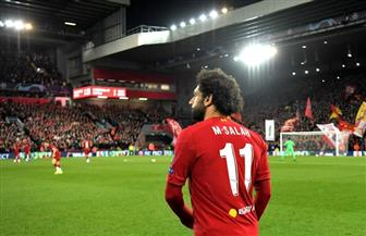 محمد صلاح يعادل رقم لويس سواريز مع ليفربول
