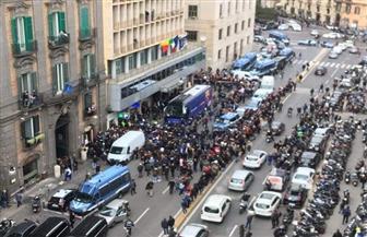 مدينة نابولي تستقبل ميسي بحفاوة كبيرة | فيديو
