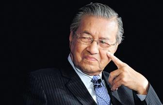 فصل زعيم ماليزيا السابق مهاتير محمد من حزبه السياسي