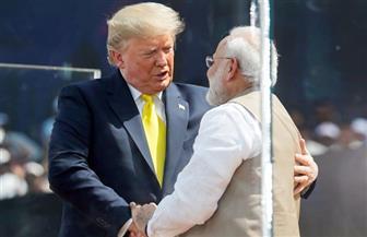 ترامب: أمريكا تحب الهند وستظل دائما صديقا وفيا ومخلصا لشعبها