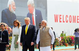 الرئيس الهندي: مئات الآلاف احتشدوا للترحيب بأكبر ديمقراطية في العالم