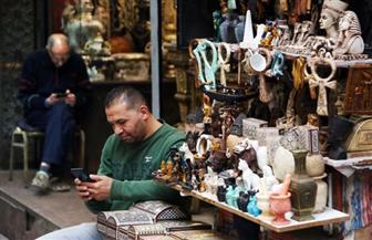 """بائعون بسوق """"خان الخليلي"""" يتطلعون لعودة السياح الصينيين"""