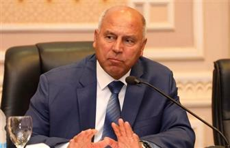 وزير النقل: محطة بشتيل على الطراز الفرعوني| فيديو