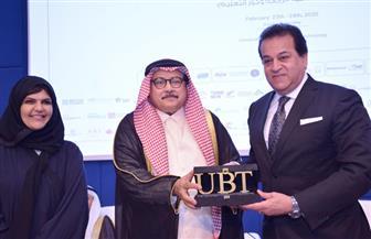 وزير التعليم العالي يشهد فعاليات افتتاح مؤتمر ومعرض الخليج الحادي عشر للتعليم بجدة | صور