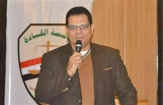 الهيئة العامة للاستعلامات تكرم أمين عام مؤسسة القادة