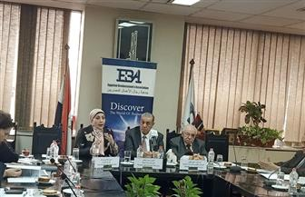 هالة أبو السعد: مشروع قانون الحكومة الجديد للمشروعات الصغيرة يتغلب على مشكلات القطاع | صور