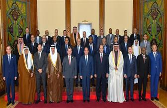 """الرئيس السيسي يستقبل رؤساء أجهزة المخابرات المشاركين في """"المنتدى العربي الاستخباري"""" بالقاهرة   صور"""