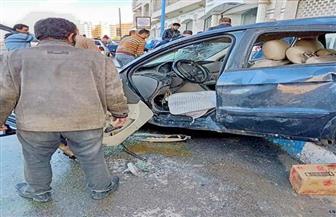 مصرع طالبين وإصابة 2 آخرين تعرضوا للدهس من سيارة ملاكي بمطروح
