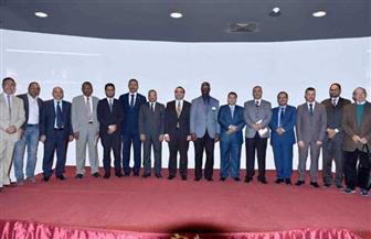 انطلاق فعاليات منتدى جامعة الأقصر الإفريقي 2020 | صور