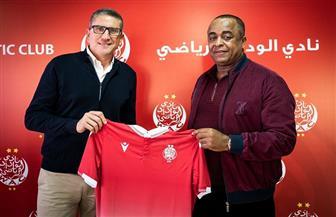 رسميا.. «جاريدو» مدربا لنادي الوداد المغربي | صور