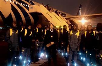 بعثة «صن داونز» تصل القاهرة لمواجهة الأهلي بدوري أبطال إفريقيا
