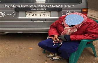 «تضامن الإسكندرية» تنقذ مشردا وتنقله إلى دار مسنين | صور