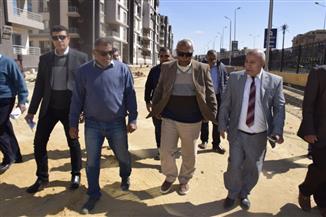 مساعد نائب رئيس المجتمعات العمرانية يتفقد مشروع «JANNA» بالشيخ زايد | صور