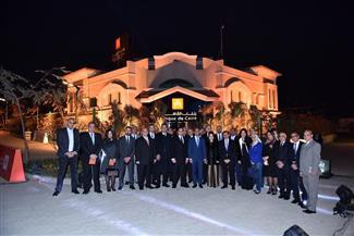 افتتاح أحدث فروع بنك القاهرة بنادى الجزيرة في مدينة 6 أكتوبر
