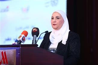 وزيرة التضامن: نضع محور العمل اللائق والتمكين الاقتصادي ومساعدة الفئات المهمشة أولوية قصوى