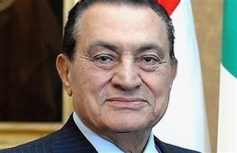 محمد حسني مبارك.. مسيرة حافلة من العمل العسكري والسياسي  | صور