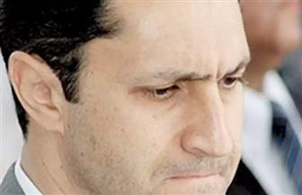 علاء مبارك ينعى والده الرئيس الأسبق محمد حسني مبارك