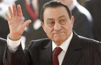 نجوم الفن والإعلام والرياضة ينعون الرئيس الأسبق مبارك