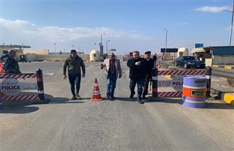 محافظ البحر الأحمر يتفقد الطرق السريعة والبرابخ برأس غارب | صور
