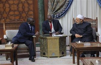 سفير السنغال بالقاهرة: منهج الأزهر المعتدل جعله قبلة للدارسين