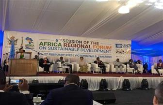 رئيس زيمبابوي: العقوبات الدولية وتذبذب المناخ تهدد بقاءنا.. ولم نتلق أي دعم خارجي