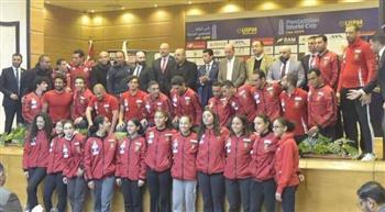 انطلاق منافسات بطولة كأس العالم للخماسي الحديث