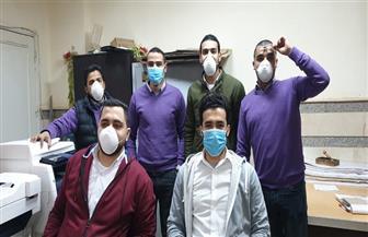 التفتيش على 7968 مصنعًا لتنفيذ الإجراءات الاحترازية حفاظا على صحة العمال