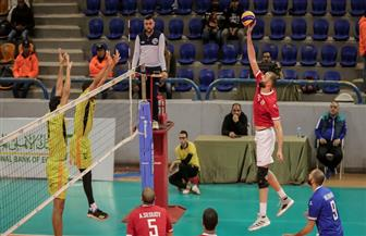 الأهلي يواجه الأهلي البحريني في البطولة العربية للكرة الطائرة