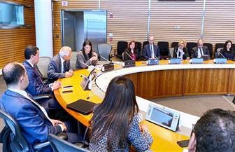 3 برامج للتعاون مع البنك الدولي على رأسها  تسجيل العقارات| صور