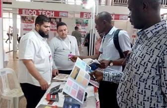 افتتاح المعرض التجاري المصري في كامبالا | صور