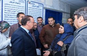 محافظ الإسكندرية يأمر بتحويل طاقم قسم استقبال الطوارئ بمستشفى القباري للتحقيق| صور