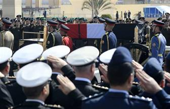 عزاء الرئيس الأسبق مبارك الجمعة المقبل بمسجد المشير