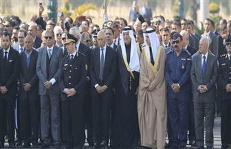 كبار رجال الدولة وممثلو وسفراء الدول يشاركون في جنازة الرئيس الأسبق محمد حسني مبارك