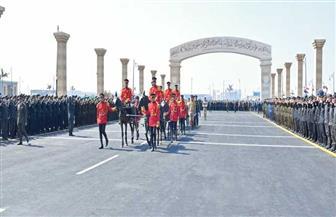 سفير البحرين لدى مصر يشارك في الجنازة العسكرية للرئيس الأسبق محمد حسني مبارك