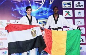 بعد التأهل للأوليمبياد في التايكوندو.. عبد الرحمن وائل: حققت خطوة في طريق الحلم الأوليمبي