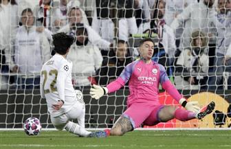 الفوز الأول لمانشستر.. السيتي يصعب موقف ريال مدريد بدوري الأبطال   صور