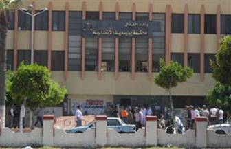 """اليوم .. استكمال إعادة محاكمة بديع و61 آخرين في """"اقتحام قسم شرطة العرب"""""""