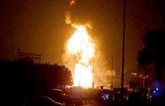 انفجار في مصنع للغازات بمدينة تكساس الأمريكية