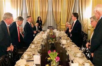 سفير مصر في لندن يستضيف عشاء عمل لمجموعة الصداقة البرلمانية المصرية البريطانية بتشكيلها الجديد|صور
