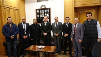 """رئيس """"الغرف التجارية"""" يبحث زيادة التبادل التجاري بين مصر ونيوزيلندا"""