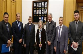 مباحثات مصرية - برتغالية لإقامة شراكات استثمارية.. والعربي: دعم قيادات الدولة حسن المناخ الاقتصادي