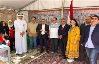 السفارة المصرية في كانبرا تشارك بفعاليات المهرجان السنوي للتعددية الثقافية في أستراليا |صور