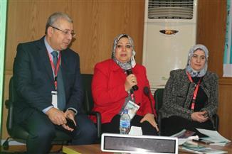 بدء المؤتمر الدولي السنوي لقسم الأنف والأذن والحنجرة بطب المنصورة | صور
