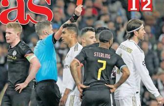 صحف إسبانيا: «السيتي سعيد» وريال مدريد بحاجة إلى معجزة للتأهل