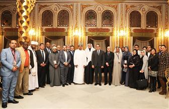 وزير السياحة والآثار يلتقي سفراء دول عربية في الاحتفال بيوم السياحة العربي |صور