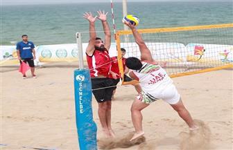 نتائج مميزة لمصر في اليوم الأول للبطولة العربية للكرة الشاطئية بسلطنة عمان | صور