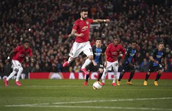 تأهل مانشستر يونايتد وإنتر وإشبيلية لدور الـ16 بالدوري الأوروبي