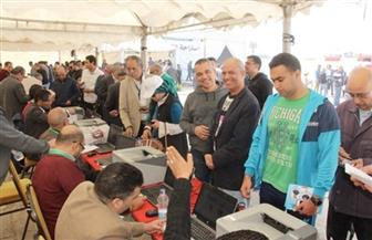 نتيجة انتخابات التجديد النصفى بنقابة المهندسين في شمال سيناء